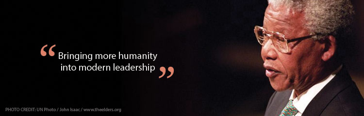 Building a Legacy requires leading with Humanity: Lessons from Madiba