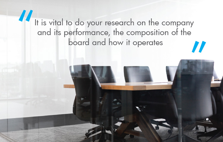 Coveted and attractive: The role of a non-executive director