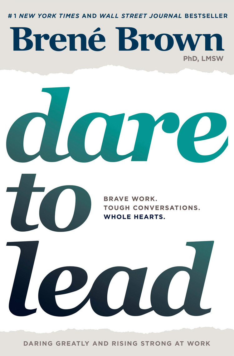 Book Review: Dare to Lead
