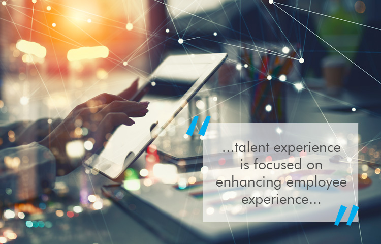 Why the talent war will be won by the champions of 'talent experience'